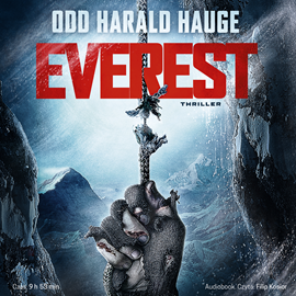 okładka Everestaudiobook | MP3 | Harald Hauge Odd