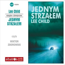 okładka Jednym Strzałem, Audiobook | Lee Child