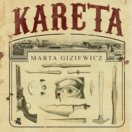 okładka Kareta, Audiobook | Giziewicz Marta