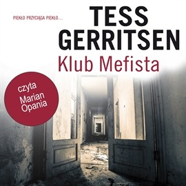 okładka Klub Mefista, Audiobook | Tess Gerritsen