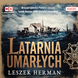 okładka Latarnia umarłych, Audiobook | Herman Leszek