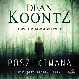 okładka Poszukiwana, Audiobook | Dean Koontz