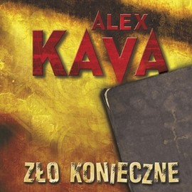 okładka Zło konieczneaudiobook | MP3 | Kava Alex