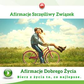 okładka Afirmacje na szczęśliwy związek, Audiobook | Dondziłło Grzegorz