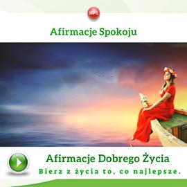 okładka Afirmacje spokojuaudiobook | MP3 | Dondziłło Grzegorz