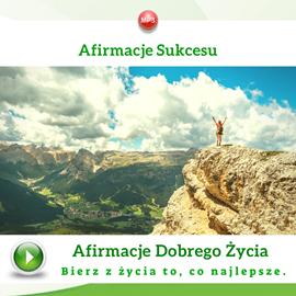 okładka Afirmacje sukcesuaudiobook | MP3 | Dondziłło Grzegorz