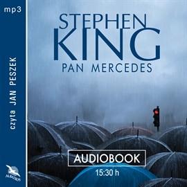 okładka Pan Mercedes, Audiobook | Stephen King