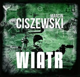 okładka Wiatr, Audiobook | Ciszewski Marcin