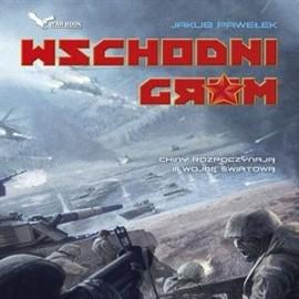 okładka Wschodni gromaudiobook | MP3 | Jakub Pawełek