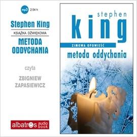 okładka Zimowa opowieść: Metoda oddychaniaaudiobook | MP3 | Stephen King