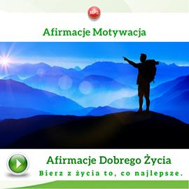 okładka Afirmacje. Motywacja, Audiobook | Dondziłło Grzegorz