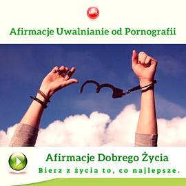 okładka Afirmacje Uwalnianie od Pornografii, Audiobook | Dondziłło Grzegorz