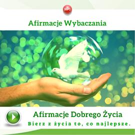 okładka Afirmacje wybaczaniaaudiobook | MP3 | Dondziłło Grzegorz