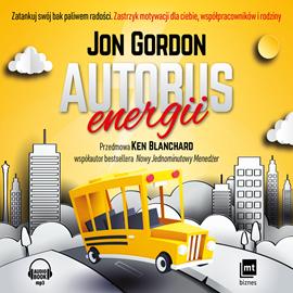 okładka Autobus energii, Audiobook | Gordon Jon