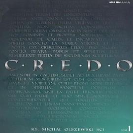 okładka Credo. Tom 1, Audiobook | Michał Olszewski SCJ Ks.
