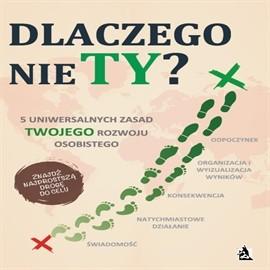 okładka Dlaczego nie TY, Audiobook | Andrzej  Kifonidis