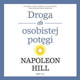 okładka Droga do osobistej potęgi, Audiobook | Napoleon Hill