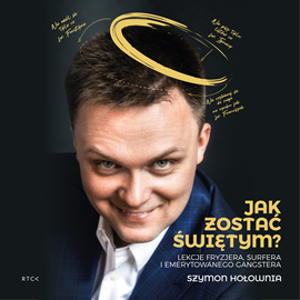 okładka Jak zostać świętym?, Audiobook | Hołownia Szymon