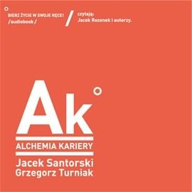 okładka Alchemia kariery, Audiobook | Jacek  Santorski