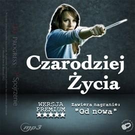 okładka Czarodziej życia, Audiobook | Polska Hipnotyczna