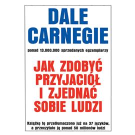 okładka Jak zdobyć przyjaciół i zjednać sobie ludzi, Audiobook | Carnegie Dale