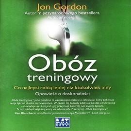 okładka Obóz treningowy, Audiobook   Gordon Jon