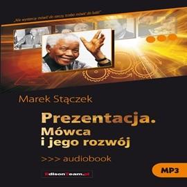 okładka Prezentacja. Mówca i jego rozwój, Audiobook | Stączek Marek