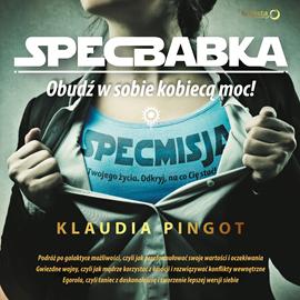 okładka SpecBabka. Obudź w sobie kobiecą moc!, Audiobook | Pingot Klaudia