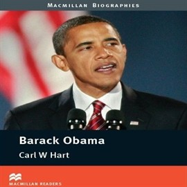 okładka Barack Obama, Audiobook | W. Hart Carl