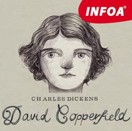 okładka David Copperfield, Audiobook | Dickens Charles