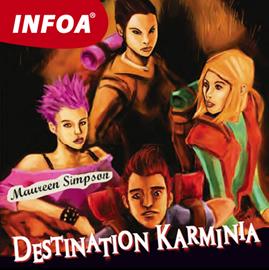 okładka Destination Karminia, Audiobook | Simpson Maureen