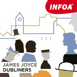 okładka Dublinersaudiobook | MP3 | James Joyce