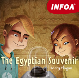 okładka Egyptian Souvenir, Audiobook | Flagan Mary