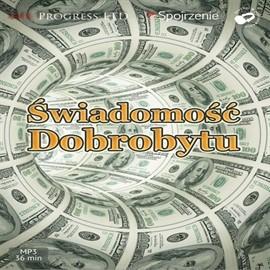 okładka Świadomość dobrobytu, Audiobook | Polska Hipnotyczna