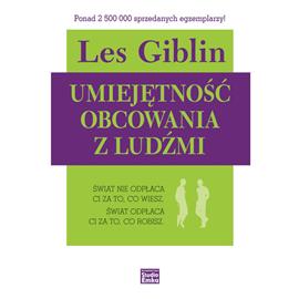 okładka Umiejętność obcowania z ludźmi, Audiobook | Giblin Les