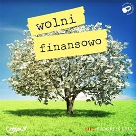okładka Wolni finansowo, Audiobook | Polska Hipnotyczna