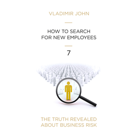 okładka HOW TO SEARCH FOR NEW EMPLOYEES, Audiobook | John Vladimir