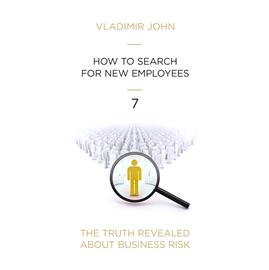 okładka HOW TO SEARCH FOR NEW EMPLOYEESaudiobook | MP3 | John Vladimir