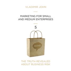 okładka MARKETING FOR SMALL AND MEDIUM ENTERPRISES, Audiobook   John Vladimir