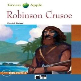 okładka Robinson Crusoe, Audiobook   EDITRICE CIDEB