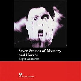 okładka Seven Stories of Mystery and Horror, Audiobook | Edgar Allan Poe