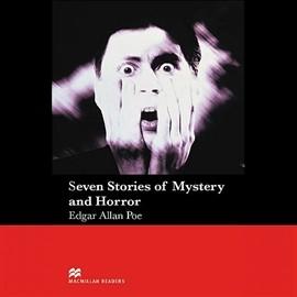 okładka Seven Stories of Mystery and Horroraudiobook | MP3 | Edgar Allan Poe