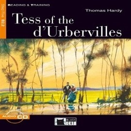 okładka Tess of the d'Urbervilles, Audiobook | EDITRICE CIDEB
