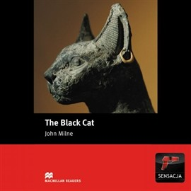 okładka The Black Cat, Audiobook | Milne John