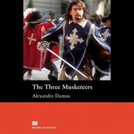 okładka The Three Musketeers, Audiobook | Alexandre Dumas
