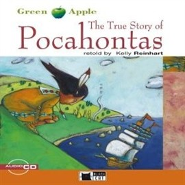 okładka The True Story of Pocahontas, Audiobook | EDITRICE CIDEB