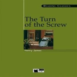 okładka The Turn of the Screw, Audiobook | EDITRICE CIDEB