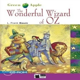 okładka The Wonderful Wizard of Oz, Audiobook | EDITRICE CIDEB