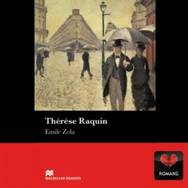 okładka Therese Raquin, Audiobook | Émile Zola