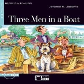 okładka Three Men in a Boat, Audiobook | EDITRICE CIDEB